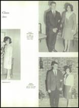 1966 Farmersville High School Yearbook Page 124 & 125