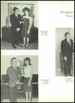 1966 Farmersville High School Yearbook Page 126 & 127