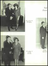 1966 Farmersville High School Yearbook Page 128 & 129