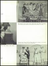 1966 Farmersville High School Yearbook Page 134 & 135