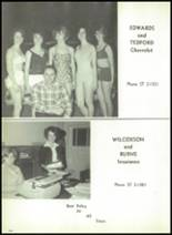 1966 Farmersville High School Yearbook Page 152 & 153