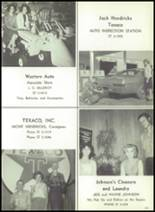 1966 Farmersville High School Yearbook Page 156 & 157