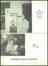 1966 Farmersville High School Yearbook Page 160 & 161