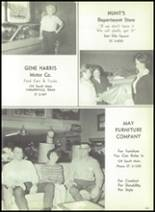 1966 Farmersville High School Yearbook Page 164 & 165