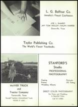 1966 Farmersville High School Yearbook Page 166 & 167