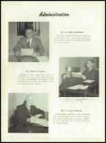 1947 Turtle Creek High School Yearbook Page 10 & 11