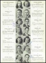 1947 Turtle Creek High School Yearbook Page 20 & 21