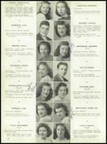 1947 Turtle Creek High School Yearbook Page 22 & 23