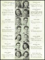 1947 Turtle Creek High School Yearbook Page 24 & 25