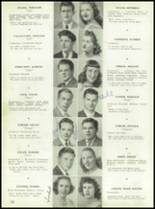 1947 Turtle Creek High School Yearbook Page 26 & 27