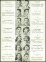 1947 Turtle Creek High School Yearbook Page 30 & 31