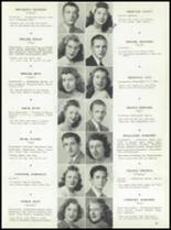 1947 Turtle Creek High School Yearbook Page 32 & 33