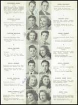 1947 Turtle Creek High School Yearbook Page 34 & 35