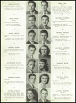 1947 Turtle Creek High School Yearbook Page 36 & 37