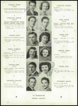 1947 Turtle Creek High School Yearbook Page 42 & 43