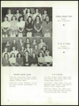 1947 Turtle Creek High School Yearbook Page 74 & 75