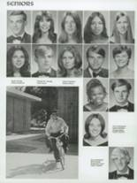 1972 Chico High School Yearbook Page 38 & 39