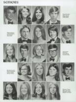 1972 Chico High School Yearbook Page 40 & 41