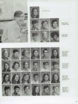 1972 Chico High School Yearbook Page 46 & 47