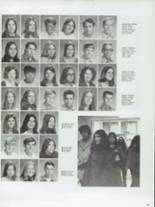 1972 Chico High School Yearbook Page 58 & 59