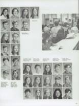 1972 Chico High School Yearbook Page 60 & 61