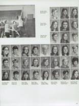1972 Chico High School Yearbook Page 68 & 69