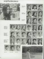 1972 Chico High School Yearbook Page 70 & 71