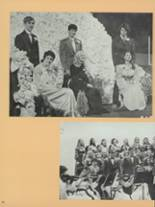1972 Chico High School Yearbook Page 72 & 73