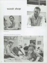 1972 Chico High School Yearbook Page 114 & 115