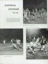 1972 Chico High School Yearbook Page 136 & 137
