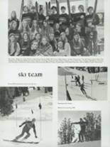 1972 Chico High School Yearbook Page 142 & 143