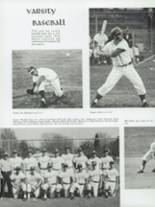 1972 Chico High School Yearbook Page 154 & 155