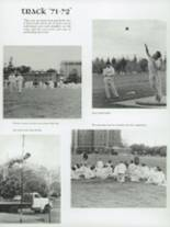 1972 Chico High School Yearbook Page 158 & 159
