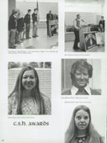 1972 Chico High School Yearbook Page 162 & 163