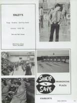 1972 Chico High School Yearbook Page 168 & 169