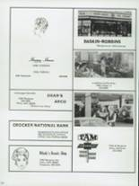 1972 Chico High School Yearbook Page 172 & 173