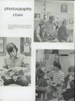 1972 Chico High School Yearbook Page 182 & 183