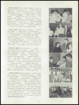 1961 Edina-Morningside High School Yearbook Page 16 & 17