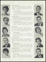 1961 Edina-Morningside High School Yearbook Page 18 & 19
