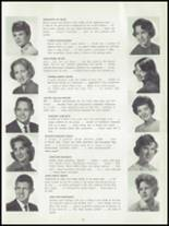 1961 Edina-Morningside High School Yearbook Page 20 & 21