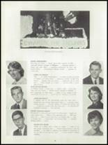 1961 Edina-Morningside High School Yearbook Page 22 & 23