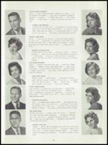 1961 Edina-Morningside High School Yearbook Page 26 & 27