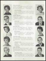1961 Edina-Morningside High School Yearbook Page 30 & 31