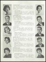 1961 Edina-Morningside High School Yearbook Page 32 & 33