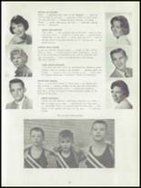 1961 Edina-Morningside High School Yearbook Page 34 & 35