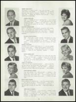 1961 Edina-Morningside High School Yearbook Page 36 & 37