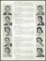 1961 Edina-Morningside High School Yearbook Page 54 & 55