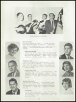 1961 Edina-Morningside High School Yearbook Page 58 & 59