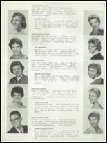 1961 Edina-Morningside High School Yearbook Page 62 & 63