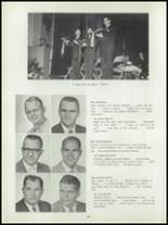 1961 Edina-Morningside High School Yearbook Page 100 & 101